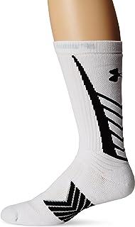 Under Armour, para hombre Sportswear Calcetines UA innegable Crew Youth Blanco blanco/negro Talla:large