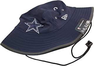 dallas cowboys new era training camp bucket hat