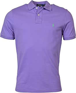 POLO RALPH LAUREN Mens 710670136006 Button-Front - Purple - XX-Large
