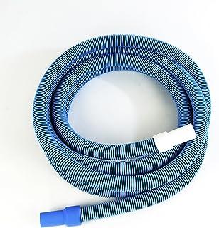 Manguera Flexible Marca Pool Style de 7.62 M. (25 pies) Para Mantenimiento de Albercas, Piscinas y Spas