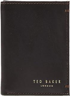 Ted Baker Men's Core Sml Bifold Leather Travel Accessory-Bi-Fold Wallet