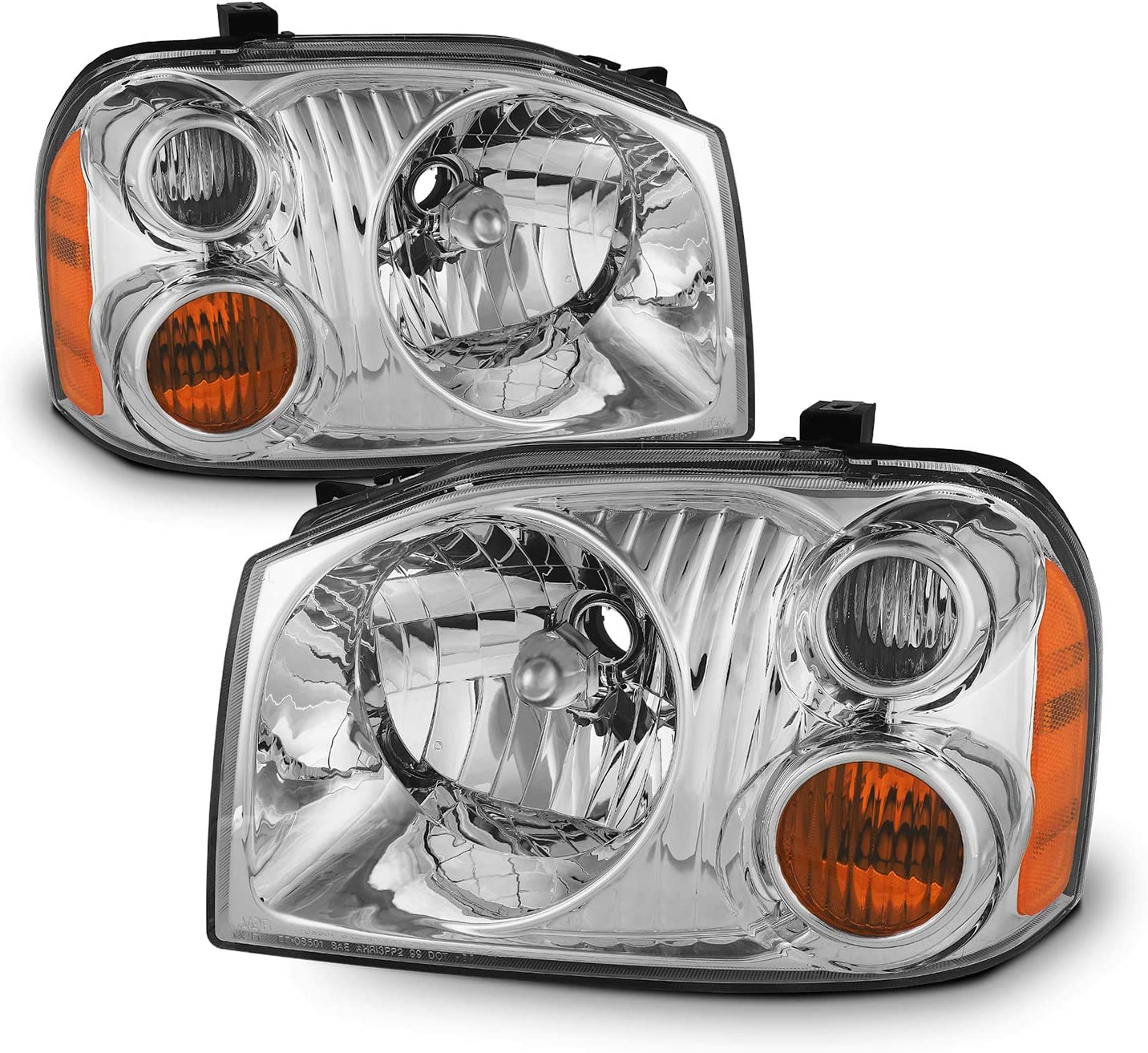 2 PCS For 2001-2004 Nissan Head Genuine Free Shipping OE Replacement Pickup Frontier Some reservation