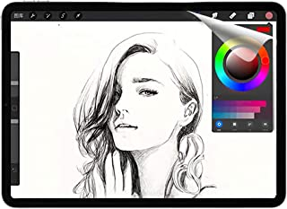 JPフィルター専門製造所 iPad Air 4 (2020) / iPad Pro 11 (2020 / 2018)インチ用のペーパーライク フィルム iPad 10.9インチ用のフィルム 紙のような描き心地 反射低減 非光沢 アンチグレア ペ...