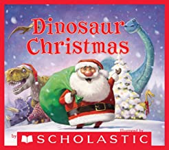 Dinosaur Christmas (English Edition)