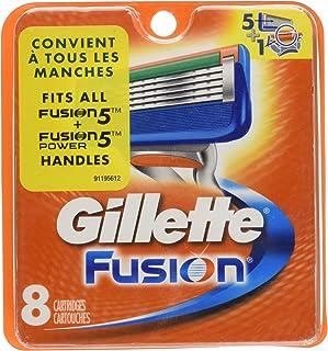 Gillette fusion - Recambios para cuchillas de afeitar (8