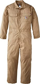 Carhartt Men's Big and Tall Big & Tall Flame Resistant Deluxe Coverall