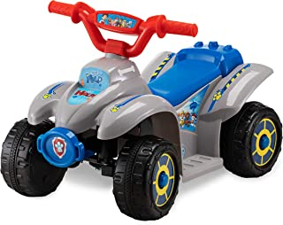 Kid Trax Ride-On Quad, Battery-Powered Toy, 6V