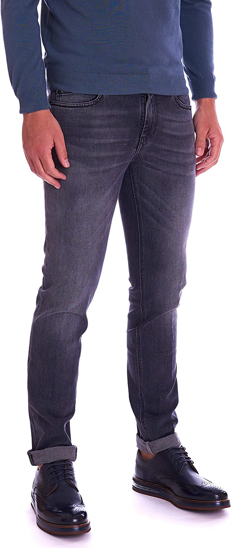 Re Hash Rubens 2557 K710503 Pantalon Homme Gris