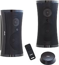 Kit d'enceintes sans fil de haut de gamme avec télécommande et très beau son..