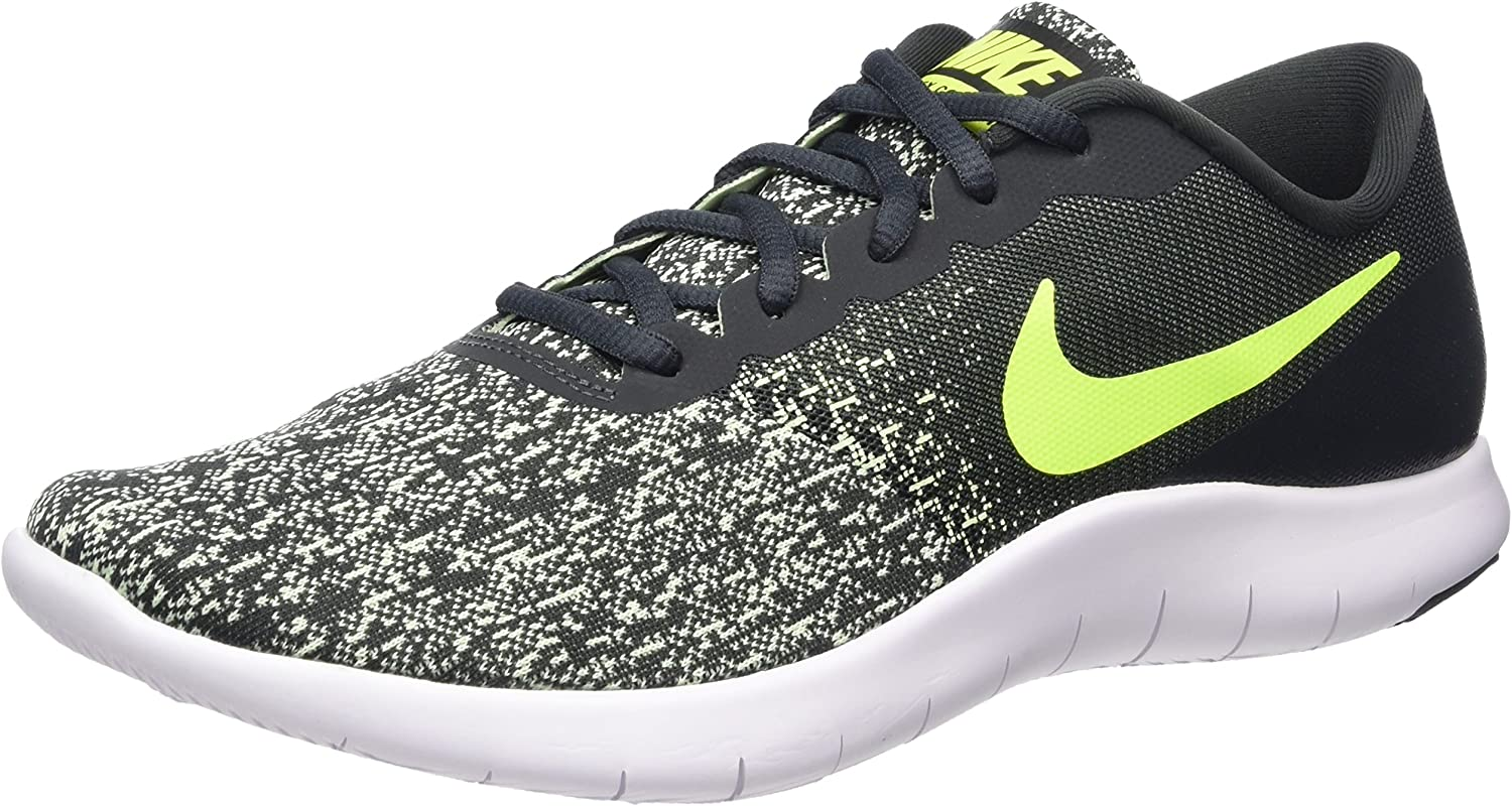 Nike Flex Contact Mens Running schuhe - Anthracite