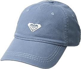 b742176ed6de2 Dear Believer Logo Baseball Cap. Roxy