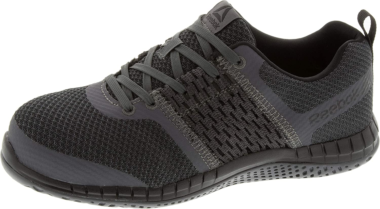 Reebok Men's RB4248 CT Work shoes Coal Blk - Footwear  Men's Footwear  Men's Work