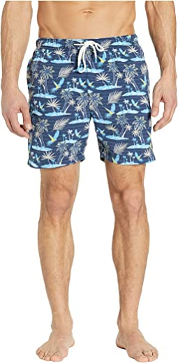 Naples Isle Of Palms Swim Trunks