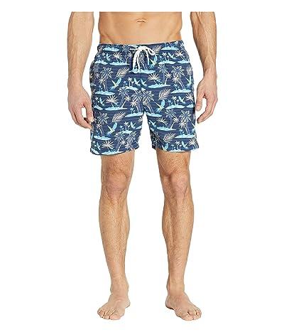 Tommy Bahama Naples Isle Of Palms Swim Trunks (Ocean Deep) Men