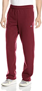 Men's Powerblend Open Bottom Fleece Pant