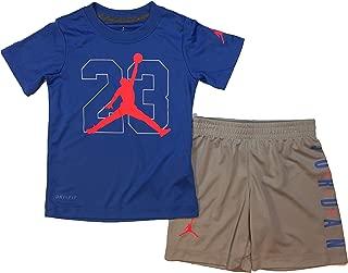 Air Boy`s T-Shirt and Shorts 2 Piece Set