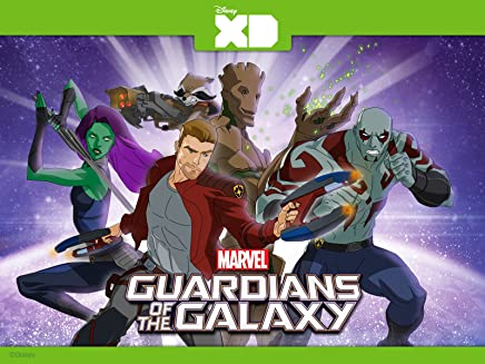 Marvel's Guardians of the Galaxy Volume 3