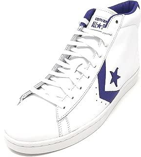 Converse Unisex PL 76 Mid Sneaker