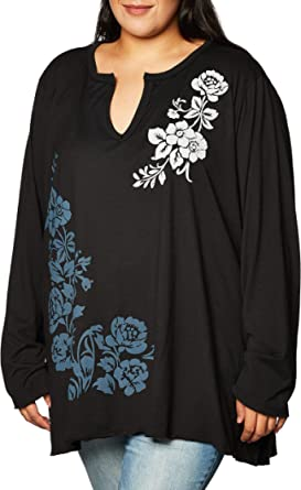 Just My Size Womens Unisex-Adult OJ935 Long Sleeve Graphic Tee Long Sleeve Shirt
