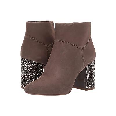 MICHAEL Michael Kors Cher Ankle Boot (Mushroom) Women