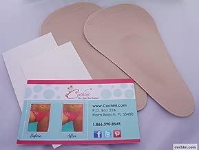 One Size Beige Swim Essentials Braza Camel-Not Camel Toe Cover Foam Inserts