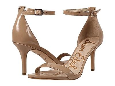 Sam Edelman Patti Ankle Strap Heeled Sandal High Heels