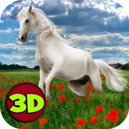 Wild Horse Survival Simulator 3D