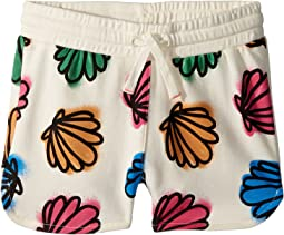 Beryl Seashell Print Knit Shorts (Toddler/Little Kids/Big Kids)