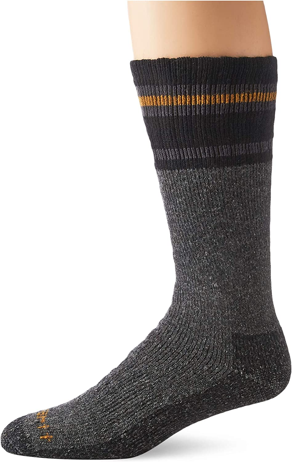 Carhartt Homme 2 Pack Full Coussin Steel-Toe Coton travail chaussettes Boot Shoe 11-15