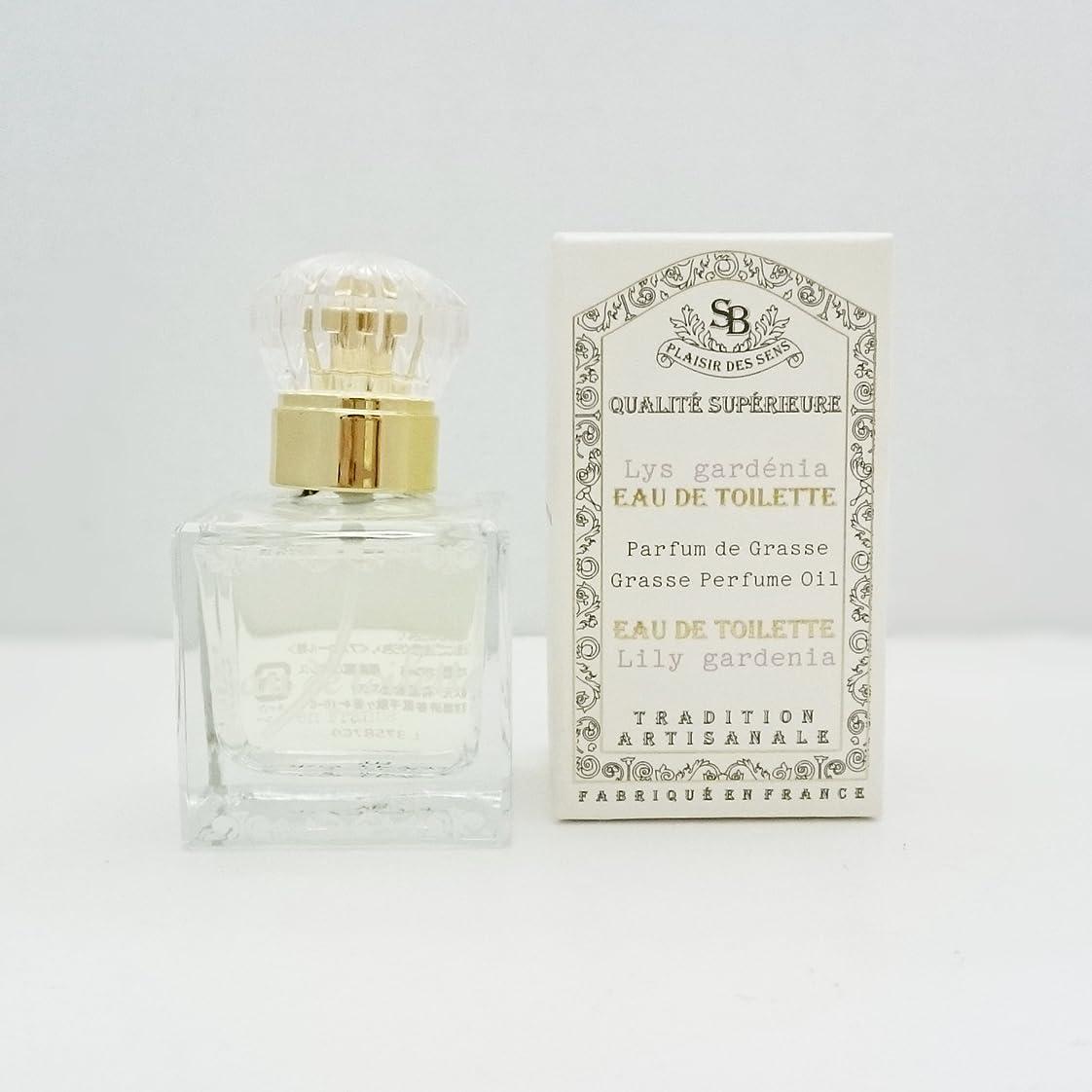 めったに世界に死んだ財布Senteur et Beaute(サンタールエボーテ) フレンチクラシックシリーズ オードトワレ 30ml 「リリーガーデニア」 4994228021915