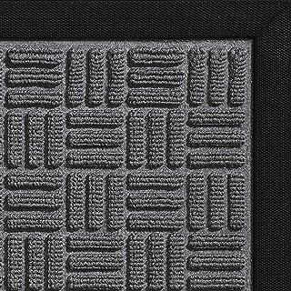 تشک درب فضای باز DEXI ، درام لاستیکی با دوام 29x17 برای فضای باز در فضای باز ، سنگین ، ضد آب ، جلوی کم نمایه ، فرش های پشت در ورودی ، پاسیو ، گاراژ