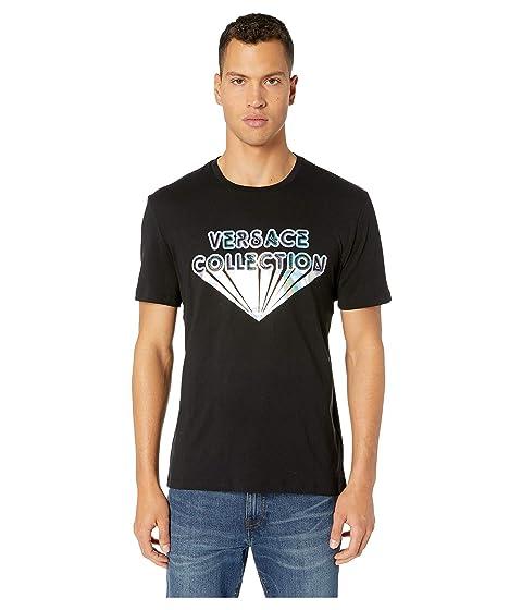Versace Collection Girocollo Regolare T-Shirt