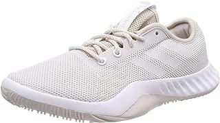 adidas Women's Crazytrain LT W, Chalk Pearl/White