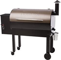 Texas Elite 34 Wood Pellet Grill & Smoker
