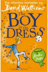 The Boy in the Dress: Now a Major Musical Kindle Edition