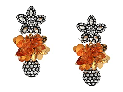 J.Crew Tillite Earrings (Crystal) Earring