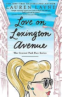 Love on Lexington Avenue (The Central Park Pact Book 2)