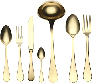 Mepra flatware-sets, Metallic