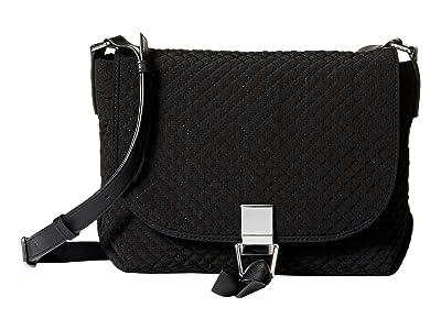 Vera Bradley Carson Crossbody (Classic Black) Cross Body Handbags