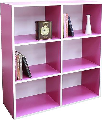mas barato Librería de de de madera de 3 niveles para almacenamiento con diseño a la vista  punto de venta de la marca