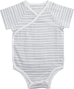 aden + anais - Short Sleeve Kimono Body Suit (Infant)