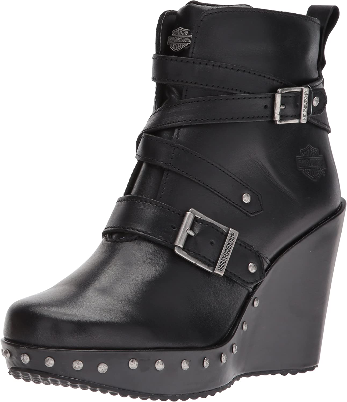Harley-Davidson Womens Linley Fashion Boot