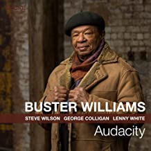 buster williams audacity