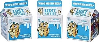 Lost Kitties Three Pack Bundle