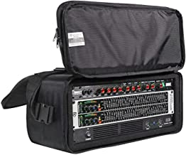 Rockville 4U Rack Bag Double-Sided Case with 12