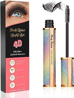 4D Silk Fiber Lash Mascara   Hypoallergenic, Cruelty-Free for Long Eyelash   All-day formula, No-hassle removal, No clumpi...