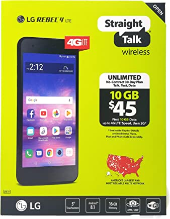 Amazon com: Straight Talk - Carrier Cell Phones / Cell Phones: Cell