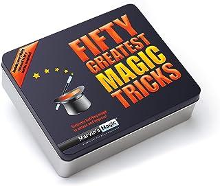 Marvin's Magic Fifty Greatest Magic Tricks (Tins)