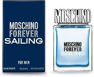 Moschino Forever Sailing Eau de Toilette Spray for Men 100ml