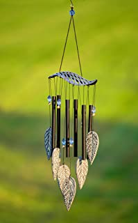 VP Home Forest Leaves Wind Chime